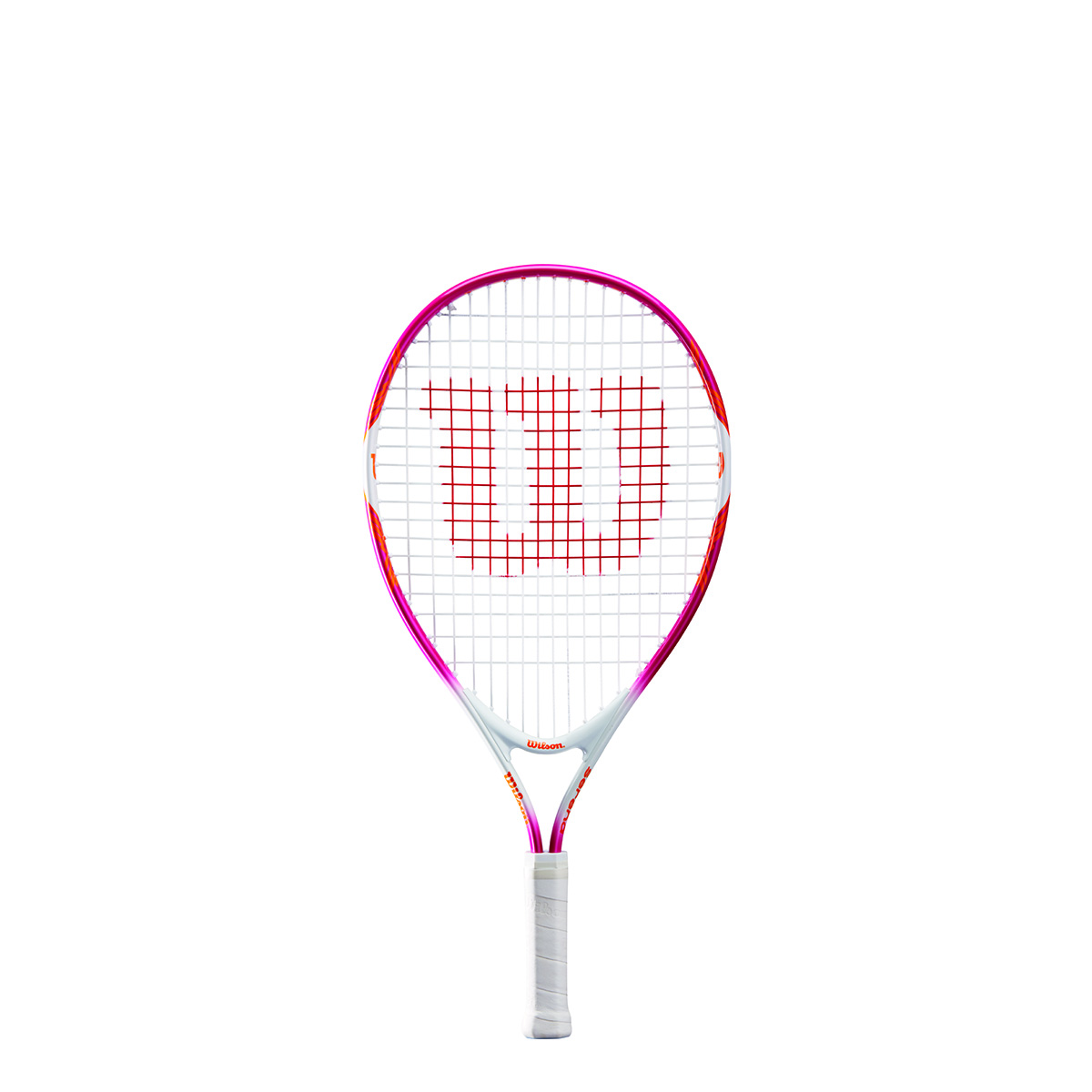 Ideal for the beginner junior player – Lightweight frame – Easy to swing