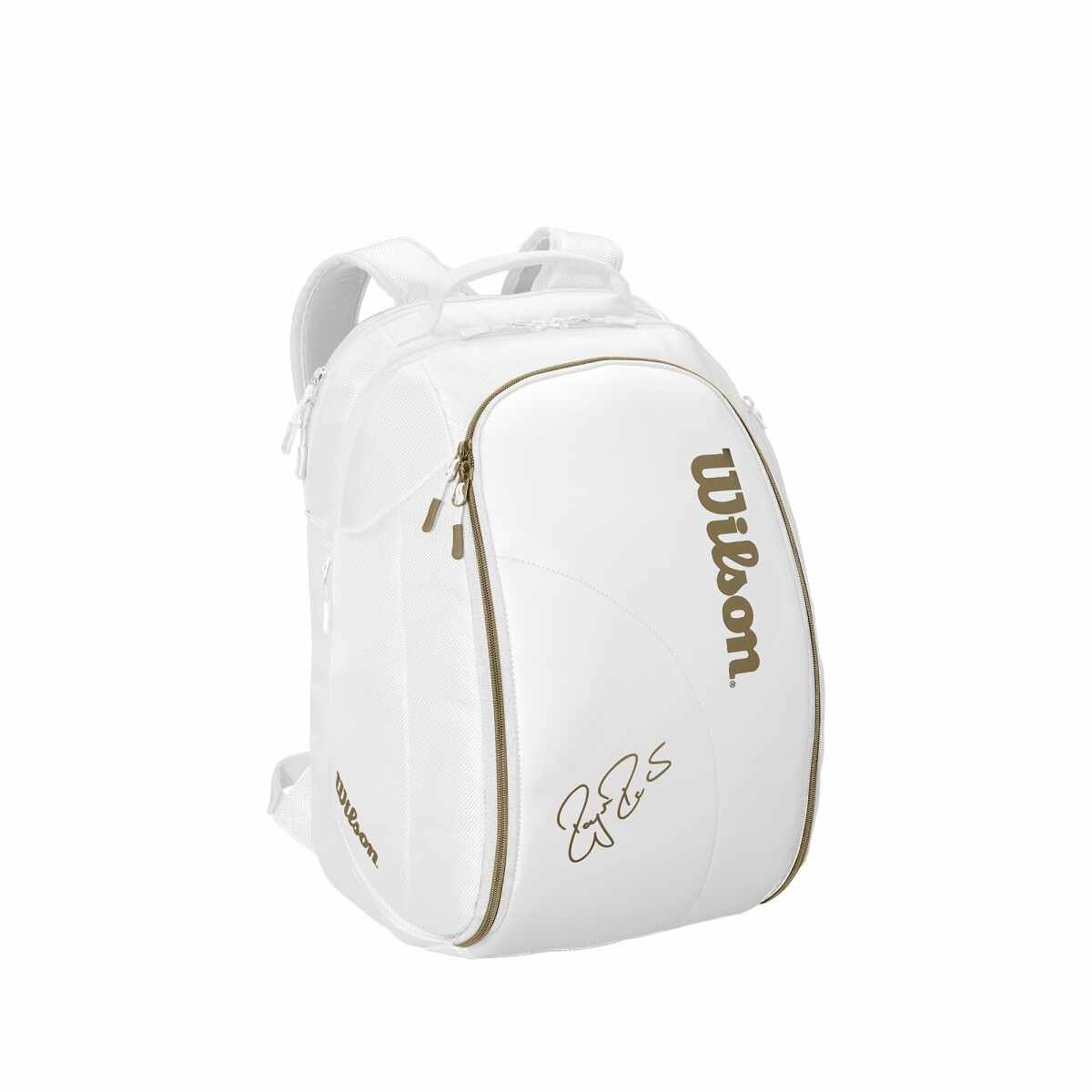 975d76f0fae724c7a8f200d6719b11fbe9774478_WR8004501_Federer_DNA_Backpack_White_Gold_Front
